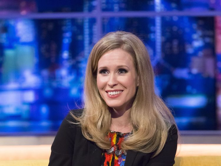 Lucy Beaumont on The Jonathan Ross Show