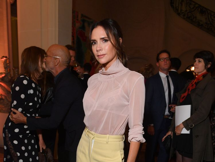 Victoria Beckham, former Posh Spice, confirmed she will not be joining the girls on tour