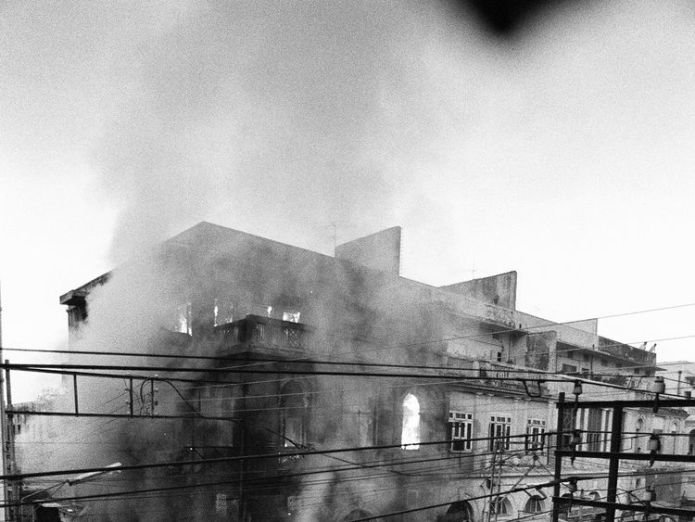 The riots saw Sikhs killed and their homes and businesses set alight