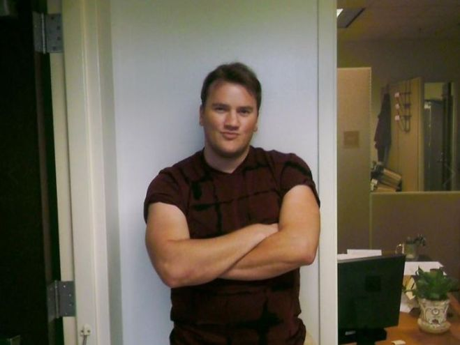 Scott Paul Beierle, 40, has been identified as the gunam by police. Pic: Facebook