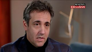 Michael Cohen speaks to ABC News about his work for Donald Trump