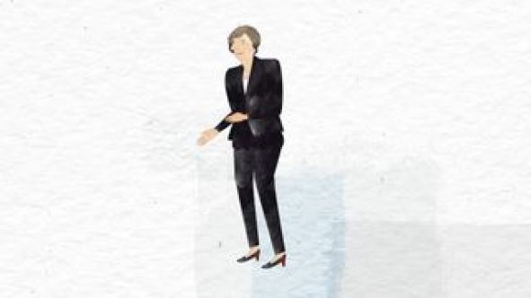Theresa May has shown us some of her dance moves