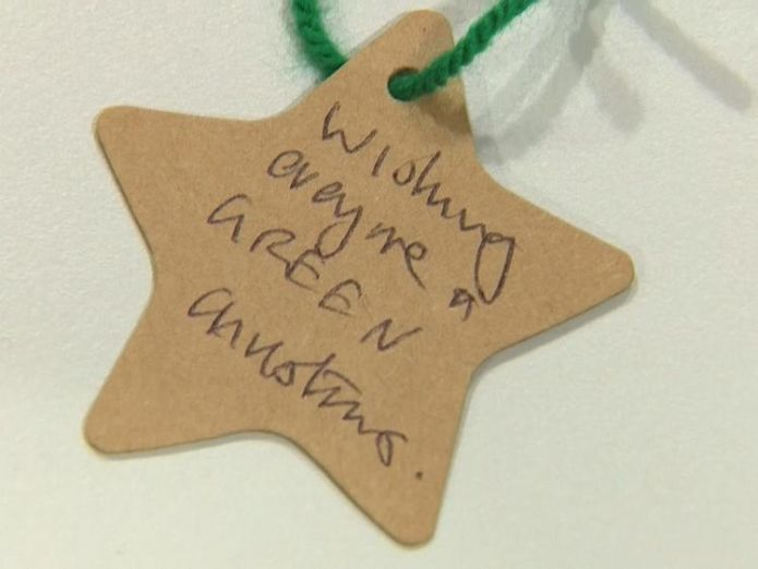 More of us want to have a green Christmas this year
