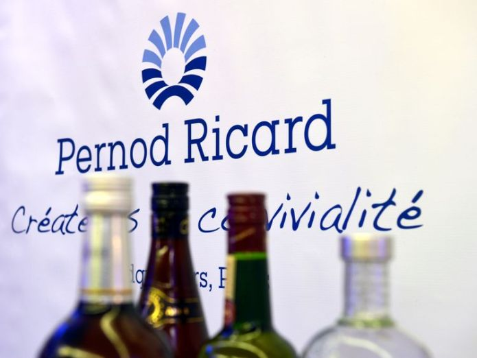 Pernod Ricard's brands include Mumm champagne, Malibu and Chivas Regal whisky