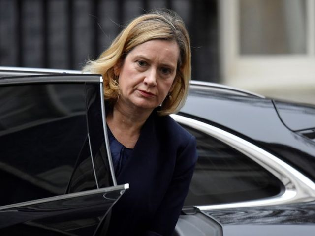Amber Rudd says 'anything could happen' if the agreement is turned down
