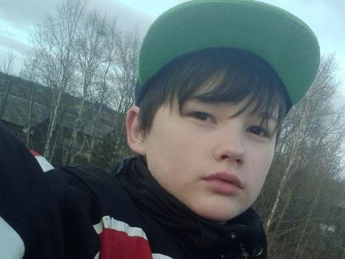 Vanya Krapivin avait 15 ans lorsqu'il a trouvé sa mère attaquée par son voisin