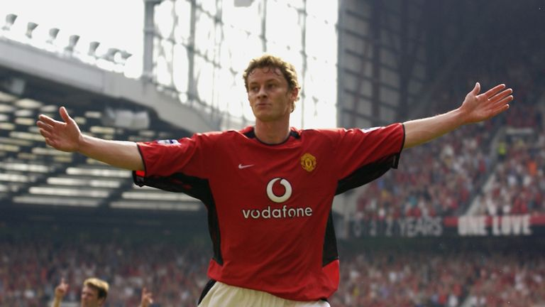 He's one of the best loved Manchester United alumni
