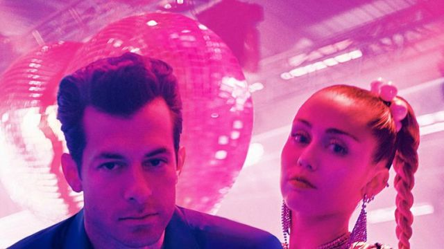Mark Ronson and Miley Cyrus - Nothing Breaks Like A Heart