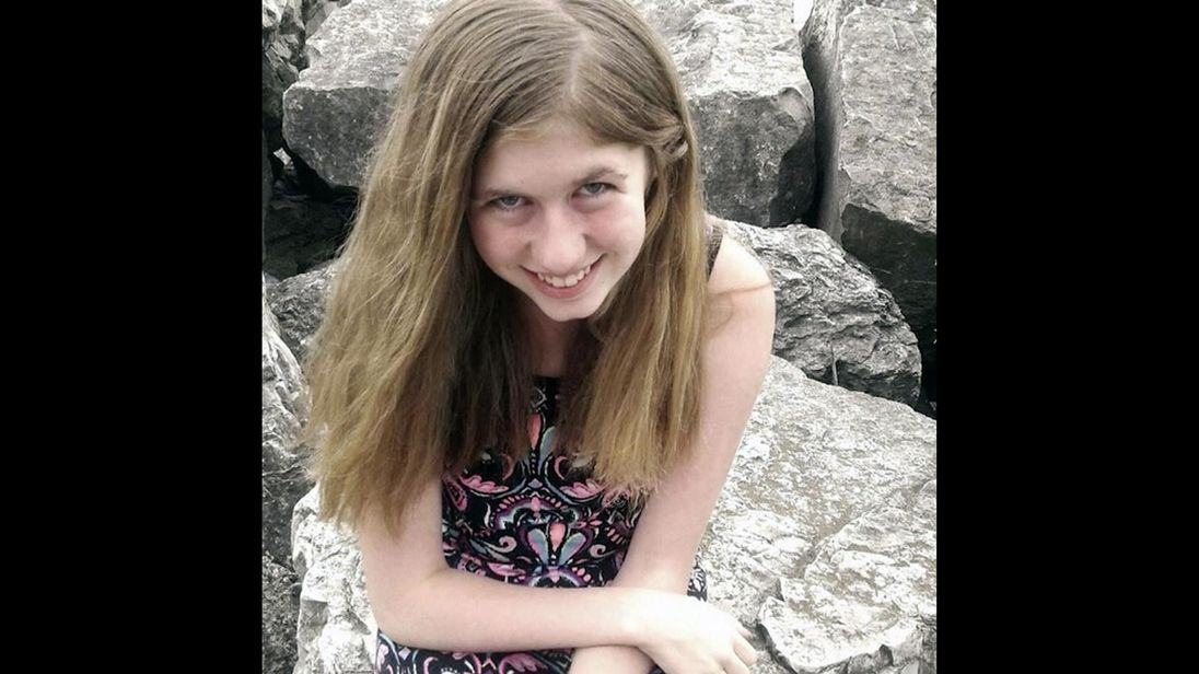 Jayme Closs has been missing since October