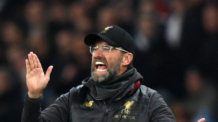 Klopp reveals how Liverpool will beat Manchester City to Premier League title skysports jurgen klopp liverpool 4537050