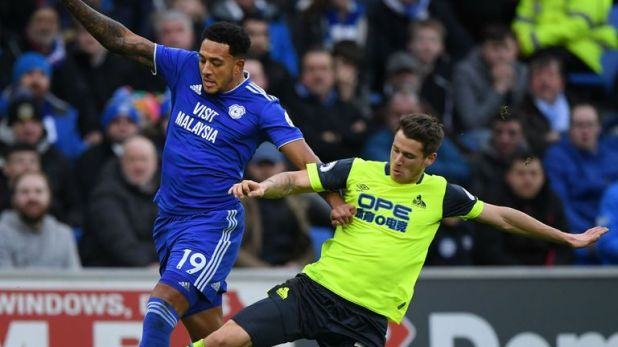 Highlights from Cardiff's 0-0 draw with Huddersfield in the Premier League.