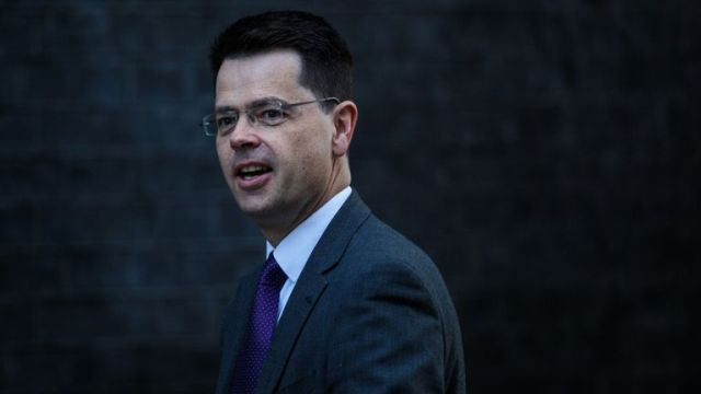 Communities Secretary James Brokenshire said it remains 'essential' to remember the Holocaust