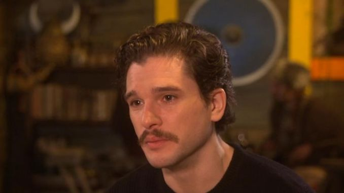 Kit Harington 'might have a party' when the end of Game Of Thrones hits screens