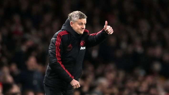 KLOPP SPEAKS ABOUT SOLSKJAER AHEAD OF PREMIER LEAGUE CLASH BETWEEN MAN UNITED AND LIVERPOOL skysports manchester united 4557285