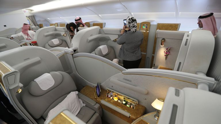 Flights Of Fancy What Luxury Looks Like On The Airbus