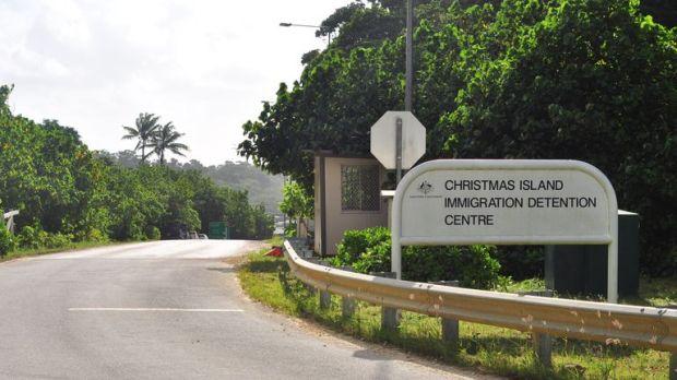 Christmas Island Immigration Detention Centre