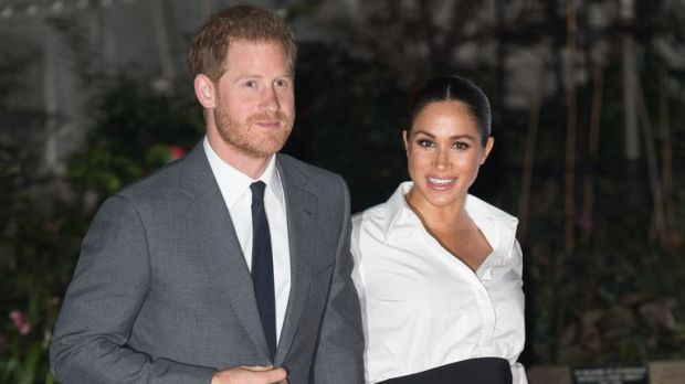 The Sussexes have been asked to go to Morocco by the government