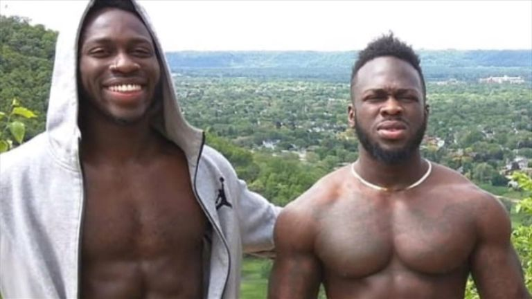 Abimbola, left, and Olabinjo Osundairo, right, have claimed they were paid to stage the alleged attack on Smollett
