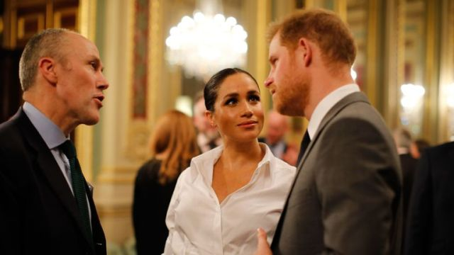 Harry and Meghan are expecting a baby in Spring