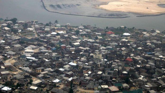 Port Harcourt, in Nigeria's oil rich Niger delta