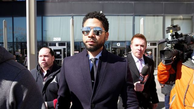 Jussie Smollett has said he has been vindicated after he denied staging the attack