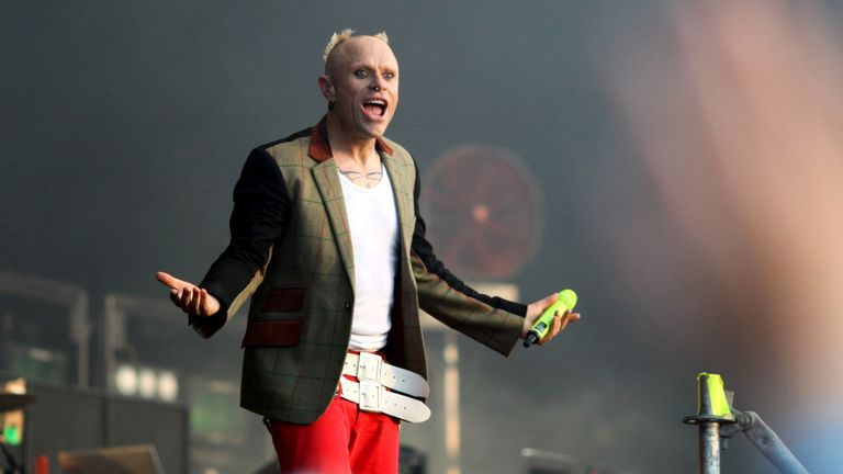 Keith Flint, Moscow 201