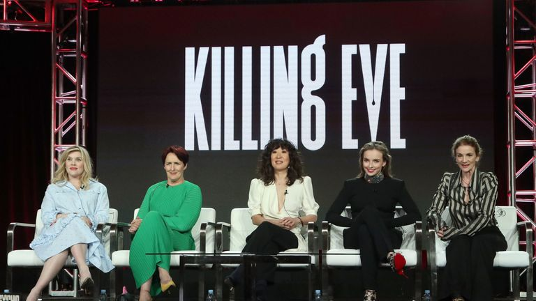 Killing Eve leads the way with 14 nominations