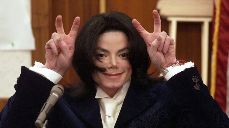 Michael Jackson's supporters are sceptical about claims he was a paedophile