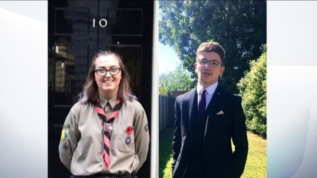 Jodie Chesney and Yousef Ghaleb Makki were stabbed to death at the weekend