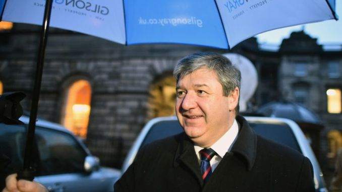 Former Scottish Secretary Alistair Carmichael wants Scottish currency to be legal tender throughout the UK