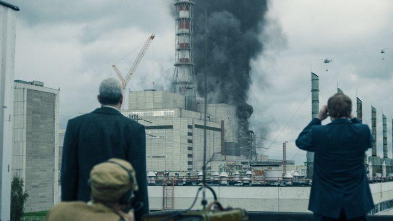 Chernobyl, a new Sky Atlantic series. Pic: Sky Atlantic/ HBO