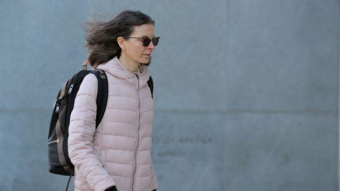Clare Bronfman se declaró culpable de dos cargos el viernes por su papel en el grupo NXIVM