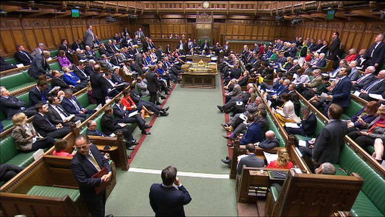 skynews-commons-parliament_4636694 How are Labour trying to block a no-deal Brexit?
