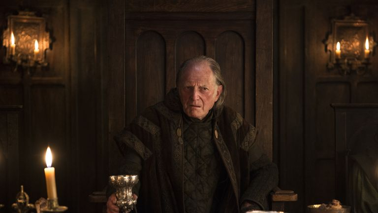 David Bradley as Walder Frey