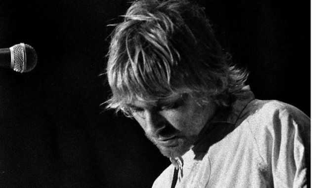 Cobain led Nirvana in one of their greatest ever performances