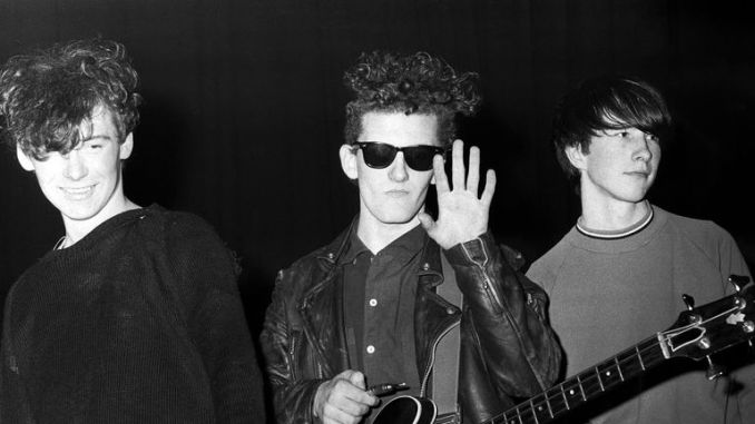 The Jesus And Mary Chain in 1985