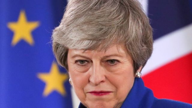 Theresa may is coming under even more pressure to step down