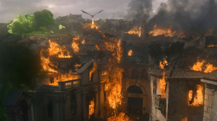 Daenerys and Cersei weigh their options as an epic conflict threatens King's Landing. Image: HBO / Sky Atlantic