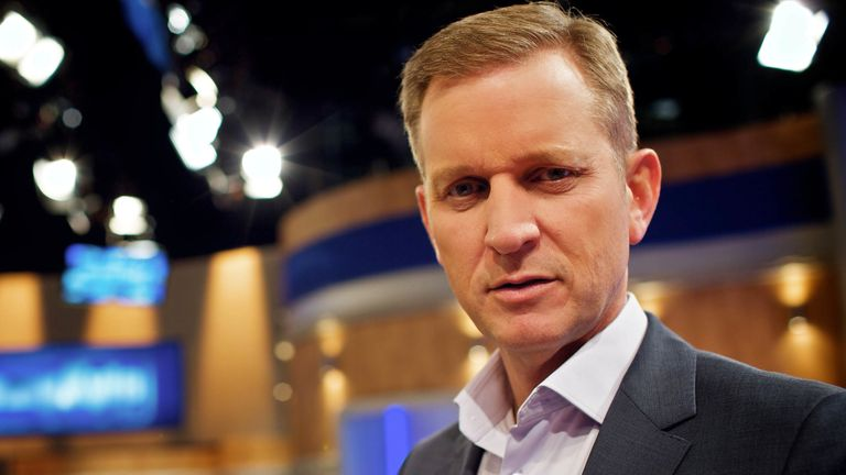 'The Jeremy Kyle Show' TV Series - 2016