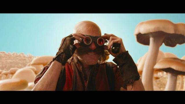 Jim Carrey will star as Dr Robotnik. Pic: Paramount Pictures
