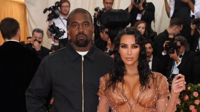 Kim Kardashian and Kanye West have welcomed their new son