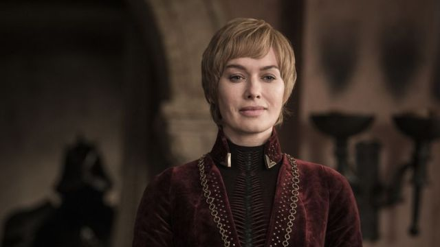 Lena Headey as Cersei Lannister. Pic: HBO/ Sky Atlantic