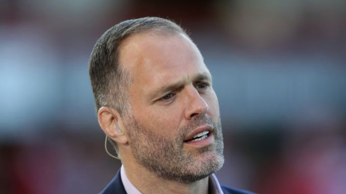 Martin Bayfield said he was embarrassed after he was asked about his tax payments