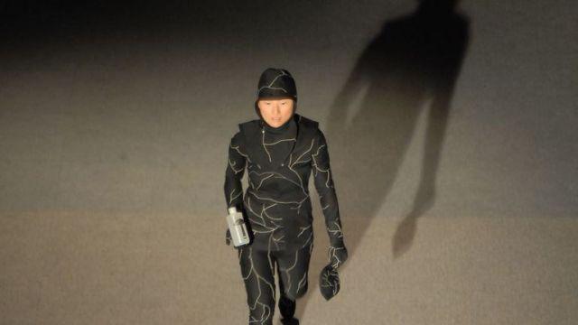 The mushroom suit. Pic: Coeio
