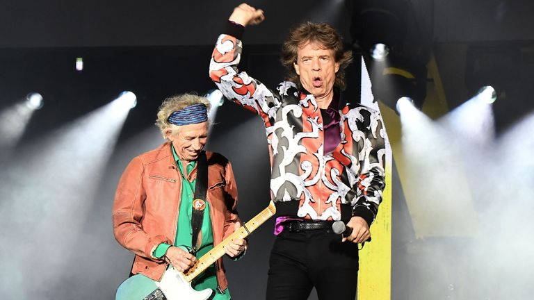 Mick Jagger and Keith Richards have until now been included in the writing credits of Bitter Sweet Symphony