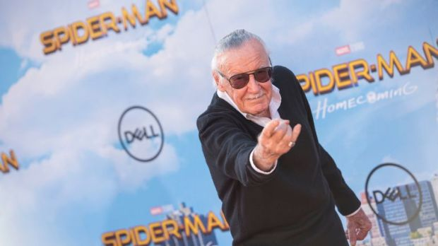 Stan Lee is known for co-creating several Marvel comics