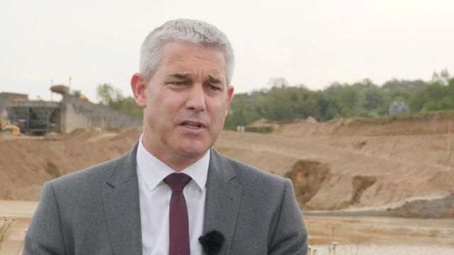 Stephen Barclay has stressed the need for no-deal planning