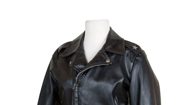 The jacket worn in that famous scene