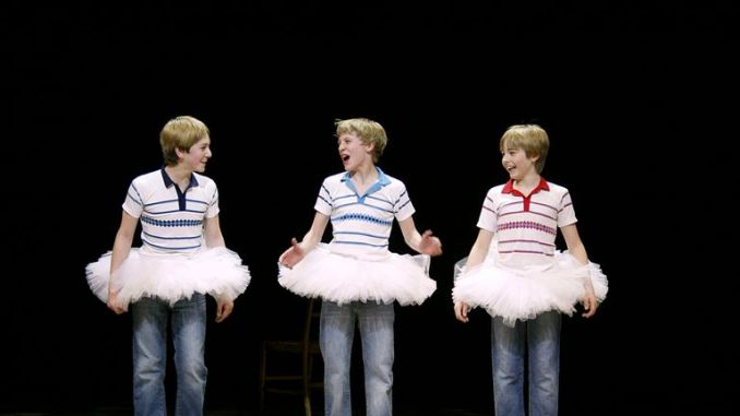 Lee Hughes is responsible for hits such as Billy Elliot