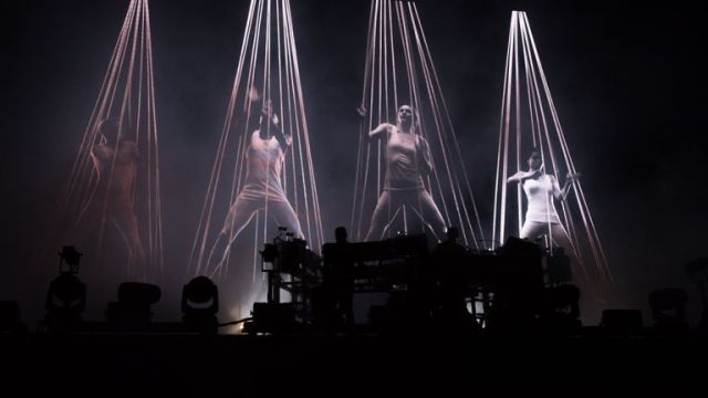 The Chemical Brothers at Glastonbury